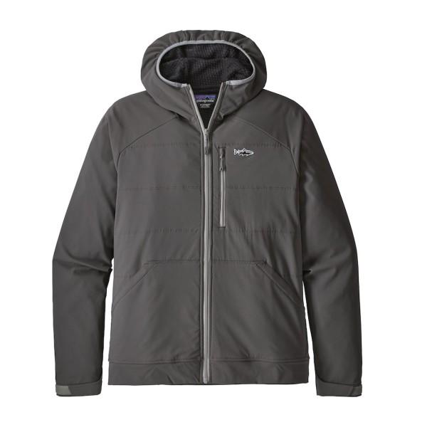 Patagonia Snap-Dry Hoody Jacke FGE Forge Grey (FGE)