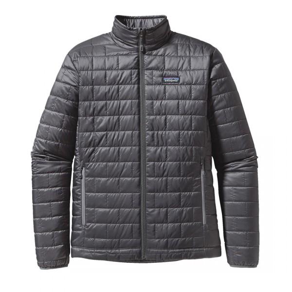 Patagonia Nano Puff Jacket PrimaLoft Jacke FGE forge grey (FGE)