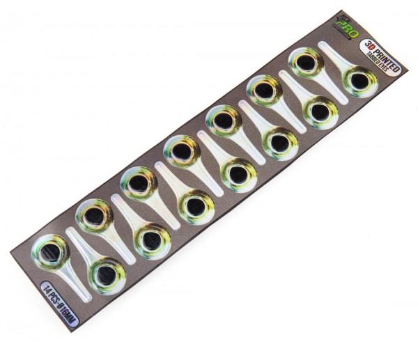Pro Sportfisher Pro 3D Tabbed Eyes
