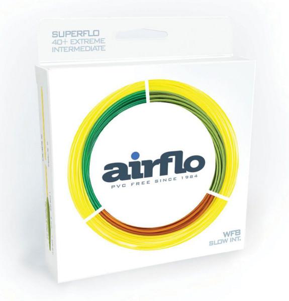 Airflo Superflo 40+ Extreme Fliegenschnur Floating Beispielbild