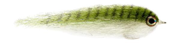 Fulling Mill Streamer - Salty Baitfish Anchovy