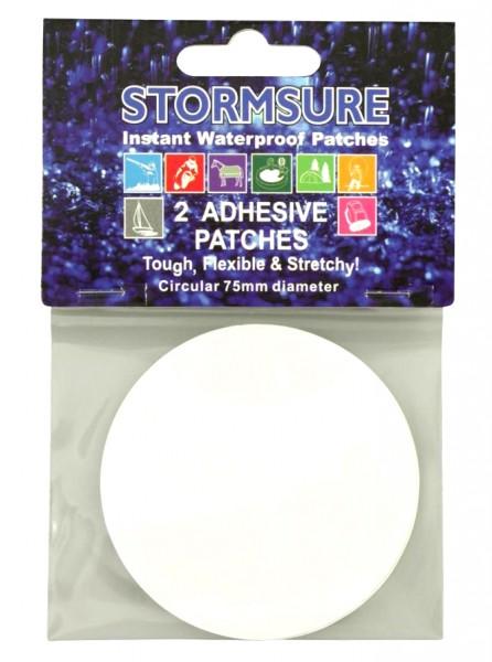 Stormsure Tuff Tape Instant Repair Patches für Wathosen rund