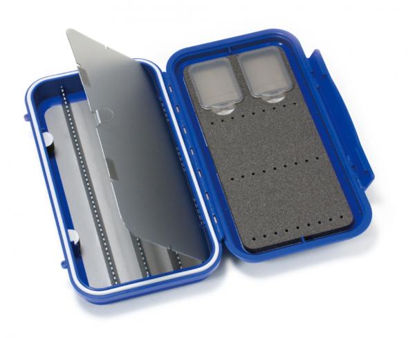 C&F Design CF-3404V wasserdichte Tubenfliegenbox blau