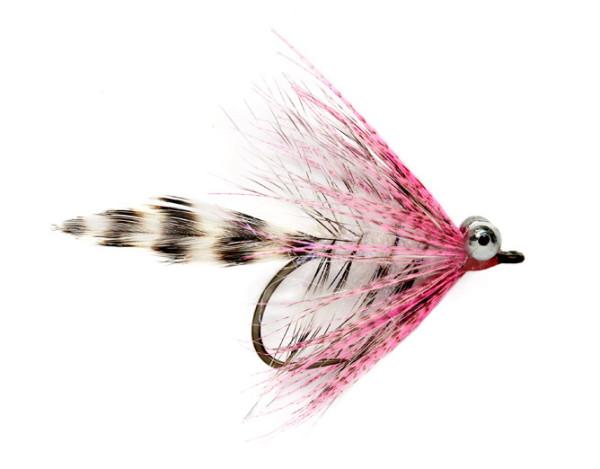 Fulling Mill Meerforellenfliege - Polar Magnus pink by Claus Eriksen