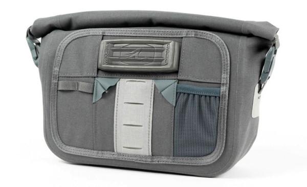 Umpqua ZS2 Waterproof Wader Chest Pack Tasche gray