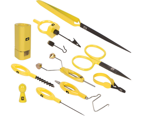 Loon Complete Fly Tying Tool Kit Bindewerkzeug Set