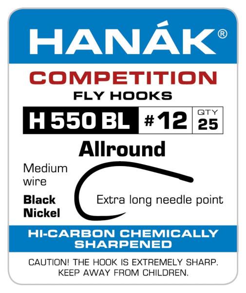 Hanak H 550 BL Allround Long Haken