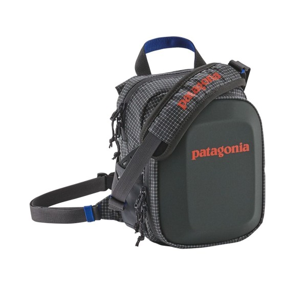 Patagonia Stealth Chest Pack Brusttasche FGE Forge Grey (FGE)
