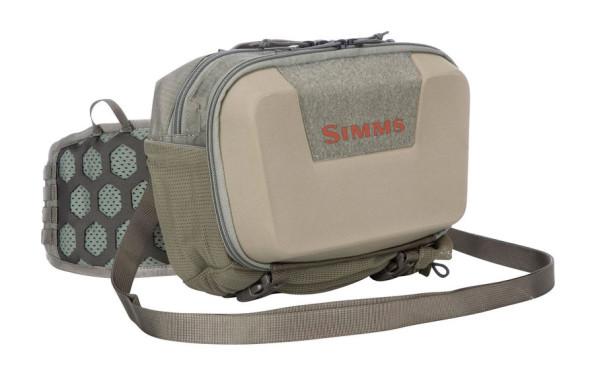 Simms Flyweight Hip Hybrid System Hüfttasche tan