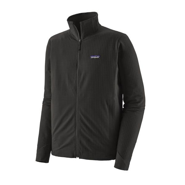 Patagonia R1 TechFace Jacket Fleecejacke BLK Black (BLK)