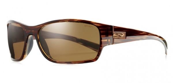 Smith Optics Polarisationbrille Forum Mahagony (Polar Brown) Mahagoni (Polar Brown)