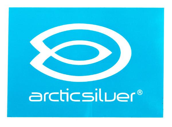 ArcticSilver Sticker