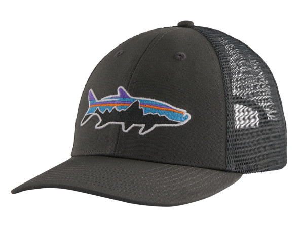 Patagonia Fitz Roy Fish LoPro Trucker Hat Kappe FGFT