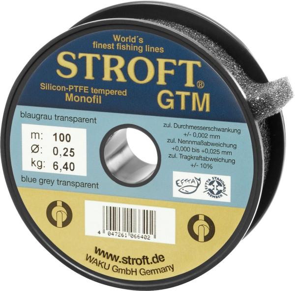 Stroft GTM Vorfachmaterial 100 m/Spule