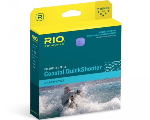 Rio Coastal QuickShooter Coldwater Intermediate Fliegenschnur