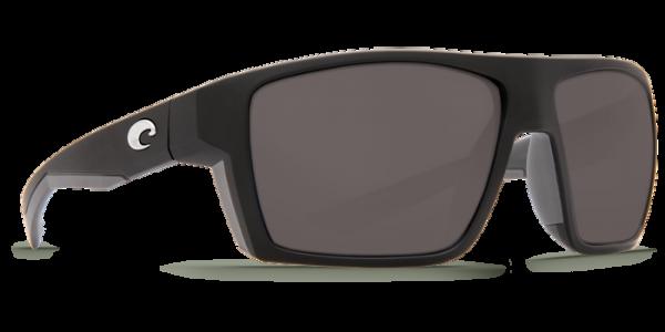 Costa Polarisationsbrille Bloke Matte Black / Matte Gray (Gray 580G)