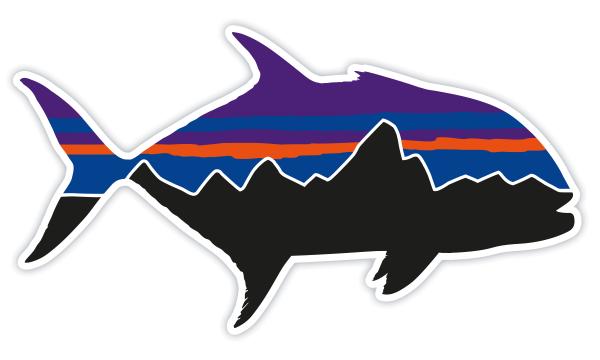 Patagonia Fitz Roy GT Sticker