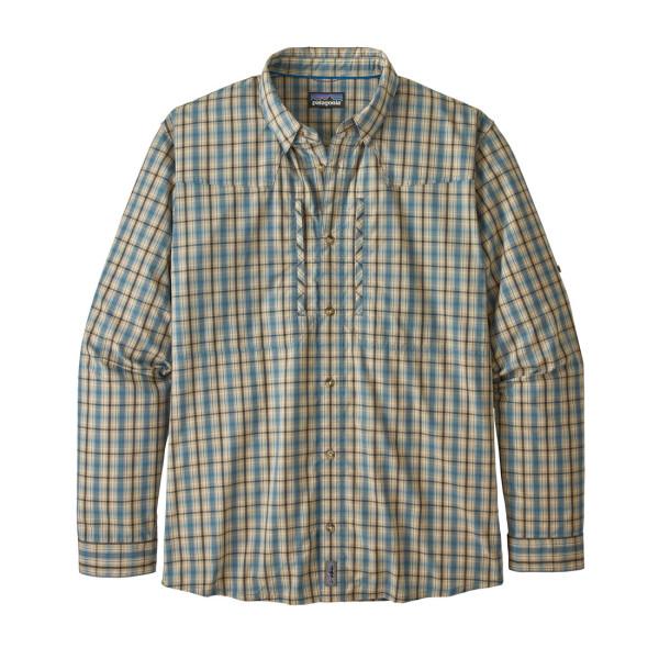 Patagonia L/S Sun Stretch Shirt Langarmhemd WASB