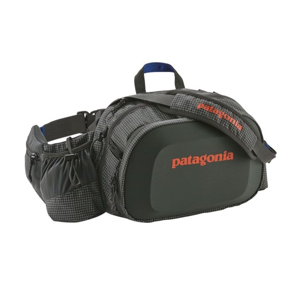 Patagonia Stealth Hip Pack Hüfttasche FGE Forge Grey (FGE)