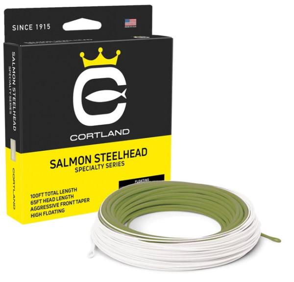 Cortland Salmon Steelhead Fliegenschnur