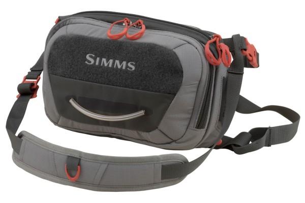 Simms Freestone Chest Pack Brusttasche steel