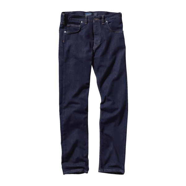 Patagonia Ms Performance Straight Fit Jeans - Dark Denim Gr. 36