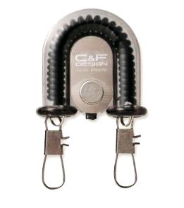 C&F Design CFA-70WF 2-in-1 Retractor mit Fliegenmagnet