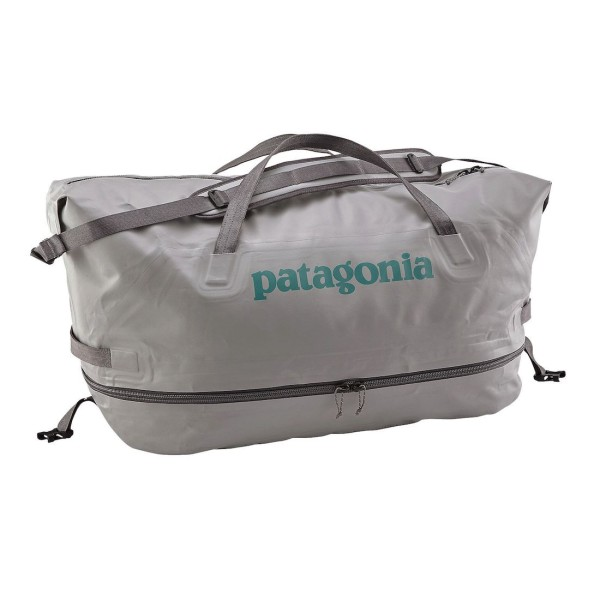 Patagonia Stormfront Wet/Dry Duffel 65L DFTG Drifter Grey (DFTG)