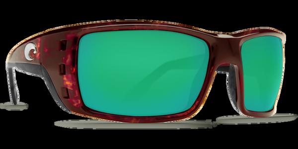 Costa Polarisationsbrille Permit Tortoise (Green Mirror 580P)