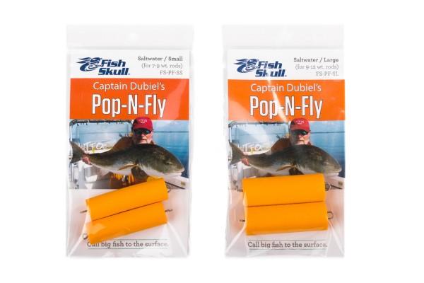 Fish Skull Captain Dubiel's Pop n Fly
