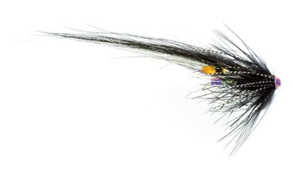 Frödin Flies Tubenfliege Samurai Series - Zebra