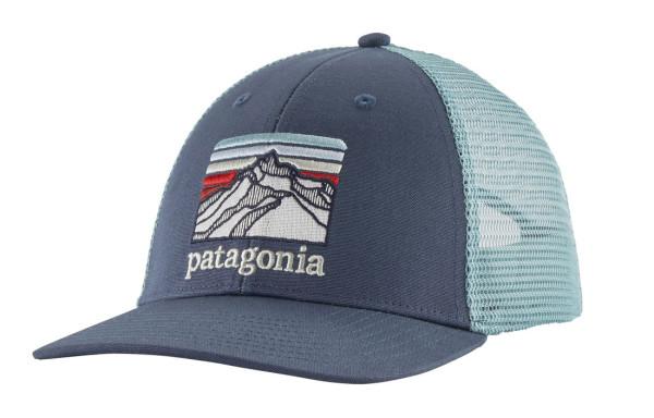 Patagonia Line Logo Ridge LoPro Trucker Hat Kappe DLMB
