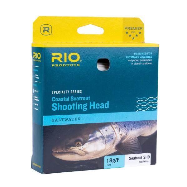 Rio Coastal Seatrout SHD Schusskopf Floating