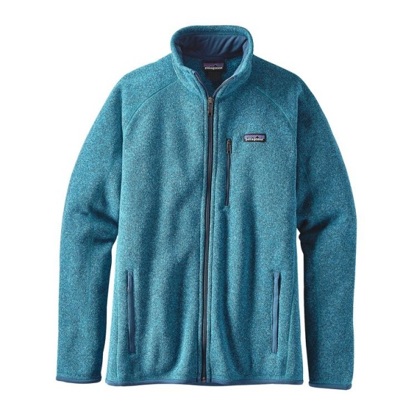 Patagonia Better Sweater Jacke FLTB Filter Blue (FLTB)