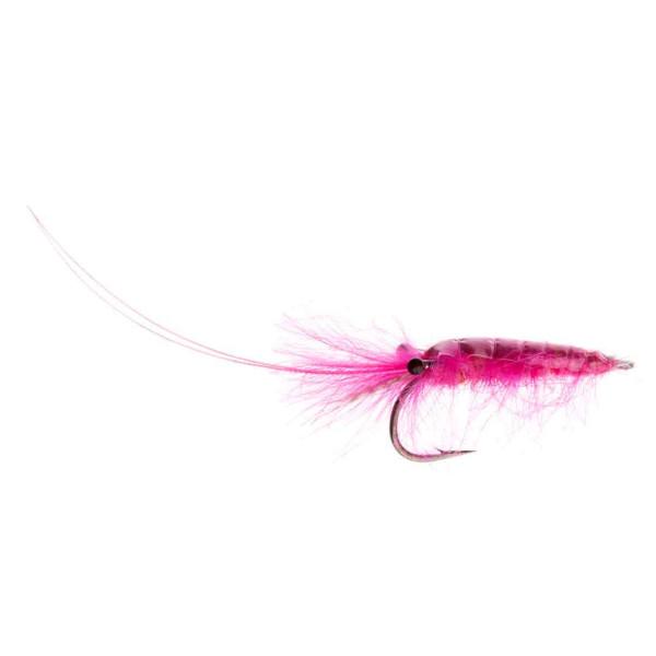 Kami Flies Meerforellenfliege - CDC Shrimp pink