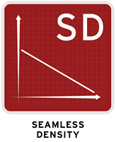 Seamless Density