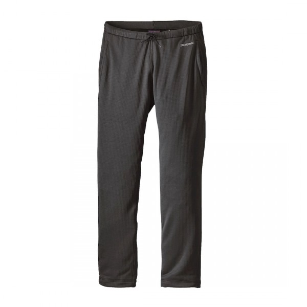 Patagonia R1 Fleece Pants Hose FGE forge grey (FGE)