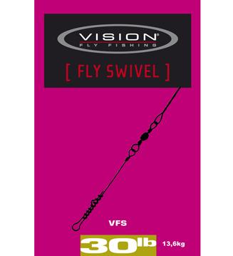 Vision Pike Fly Swivel Fliegenverbinder