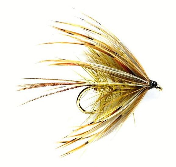Fulling Mill Trockenfliege - Mayfly French Partridge