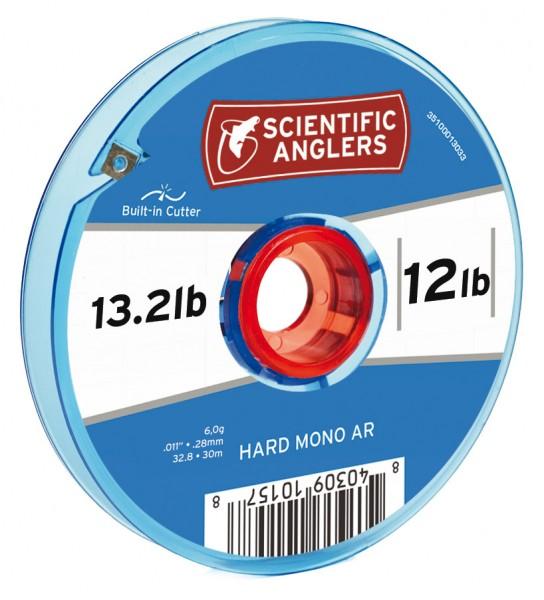 Scientific Anglers Hard Mono AR Vorfach Material auf Spule