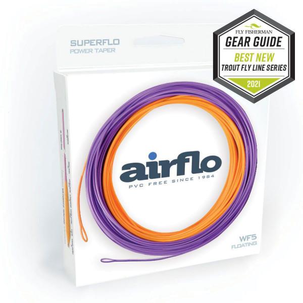 Airflo Superflo Power Taper Fliegenschnur