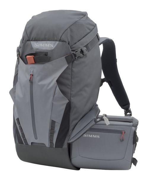 Simms G4 Shift Backpack Rucksack slate