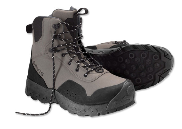 Orvis Clearwater Boot Watschuh mit Vibramsohle