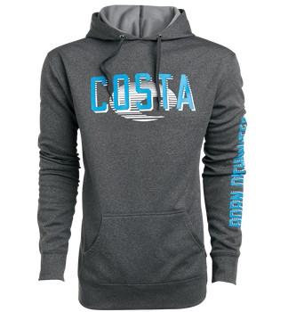 Costa Monterey Hoodie Kapuzenpullover grey