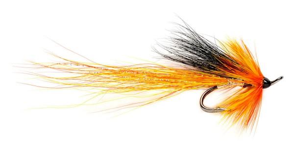 Fulling Mill Lachsfliege - Cascade Shrimp Silver Double