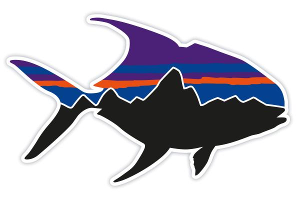 Patagonia Fitz Roy Permit Sticker