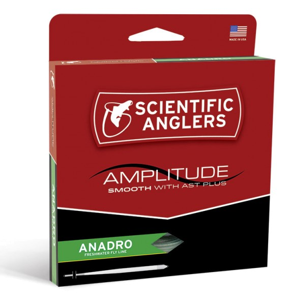 Scientific Anglers Amplitude Smooth Anadro Fliegenschnur
