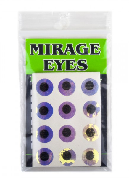 Wapsi Flat Stick on Eyes Mirage