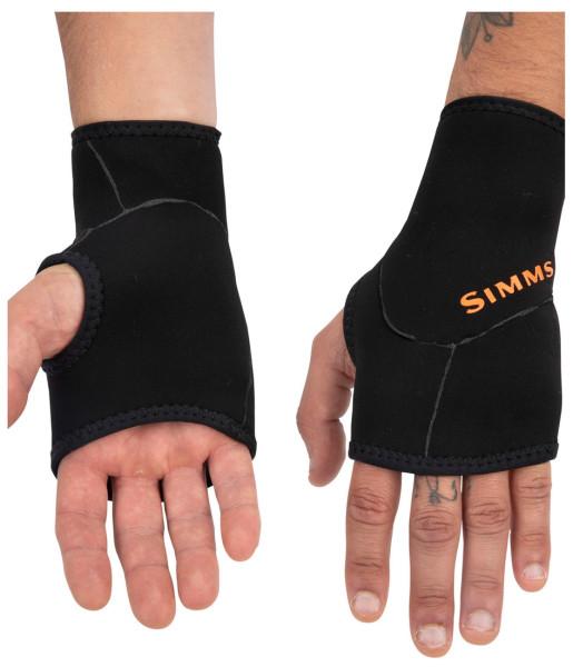 Simms Kispiox Mitt Handschuh black