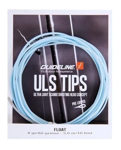Guideline ULS Tips - Ultra Light Scandi Tips